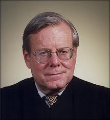 Judge William Young - the only person aside from Anthony McIntyre & Ed Moloney to read the entire archive