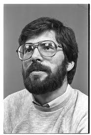 Gerry Adams, photographed around the time of the UDA plot against his life