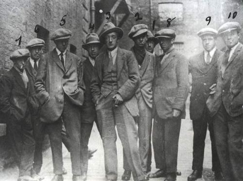 The Cairo Gang - A Special British Intelligence Unit Formed To Wipe Out The IRA In 1921 But Targeted By Michael Collins On Bloody Sunday 1921
