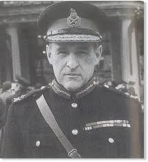 General Sir Frank Kitson, the MRF's mastermind
