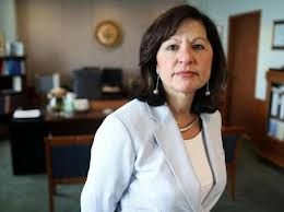 """Carmen Ortiz - """"stealing is stealing"""" - except when Wall Street is involved."""