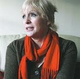 Dolours, a pic taken during her fateful interview with the Irish News which pitched her into the Jean McConville controversy