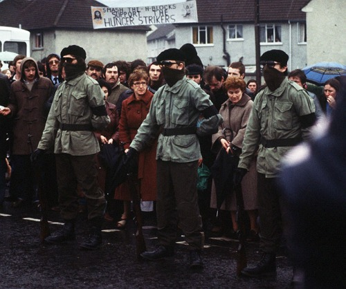 Death of Bobby Sands and other IRA prisoners led to Sinn Fein fighting elections and ultimately to the peace process - did Thatcher make it all possible?