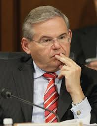 Senate Foreign Relatons Committee chairman Robert Menendez