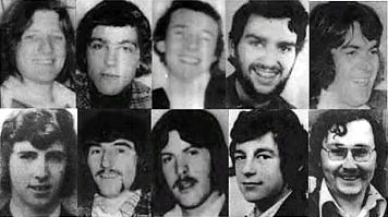 The ten Republican hunger strikers who died during the 1981 protest. O'Rawe says the last six could have lived had the deal he and prison OC Brendan McFarlane  accepted had been endorsed by the committee which ran the protest from outside the jail. L to r: Bobby Sands, Francis Hughes, Raymond McCreesh, Patsy O'Hara, Joe McDonnell, Martin Hurson, Kevin Lynch, Kieran Doherty, Thomas McIlwee, Michael Devine.