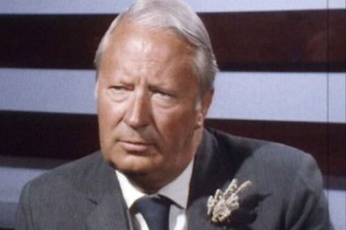 "British prime minister Ted Heath. When told that Sean Donlon had sighted Sean Bourke he responded: ""Get Him!"""