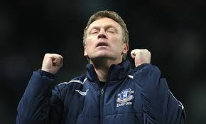 David Moyes - lacks Fergie's 'je ne sais quoi'