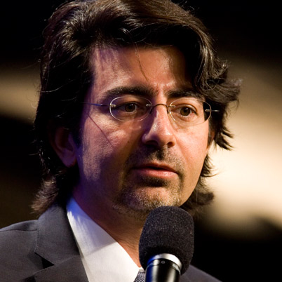 Pierre Omidyar - his micro-financing ventures in India drove people to suicide