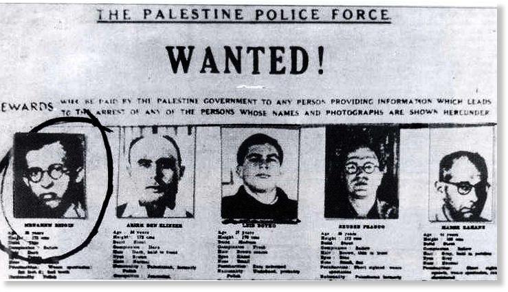 Resultado de imagen de Irgun
