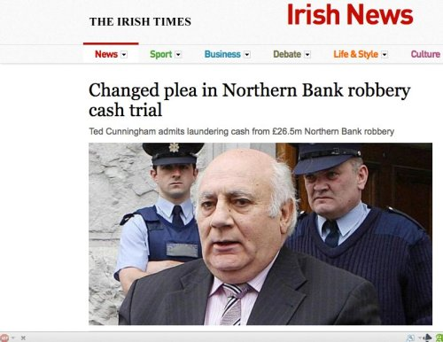 Bank robbery essay