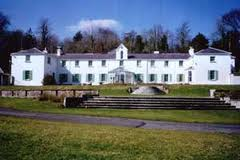 Ely Lodge, Lough Erne, Co Fermanagh - the family seat