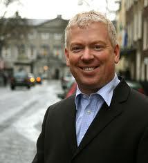 Shane Harrison, BBC Dublin correspondent