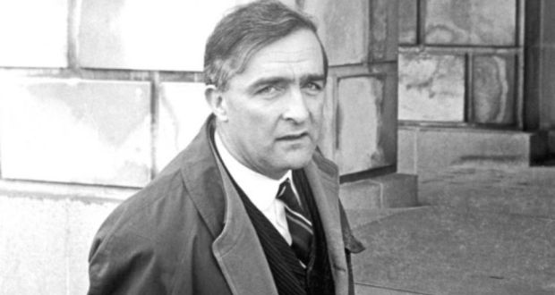 Desmond Boal in an undated photograph