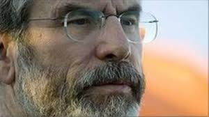 Gerry Adams - didn't tell police about Liam and was not charged with withholding information, like we would be........