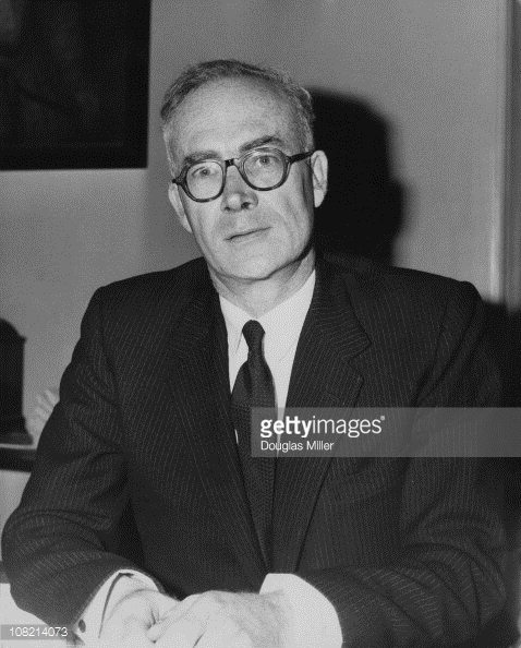 Sir Burke Trend, Heath's Cabinet Secretary