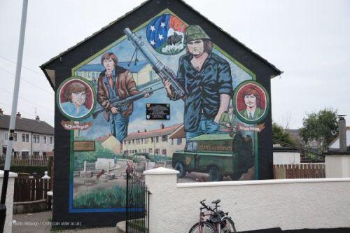 Cain Mural