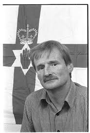 Sammy Duddy - former UDA intelligence officer and editor of 'An Phobcrapt'