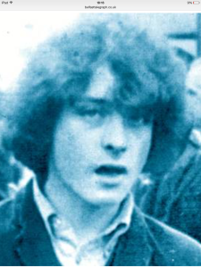 Kevin McKee - did he tell British Army to raid arms dump in Ballymurphy?
