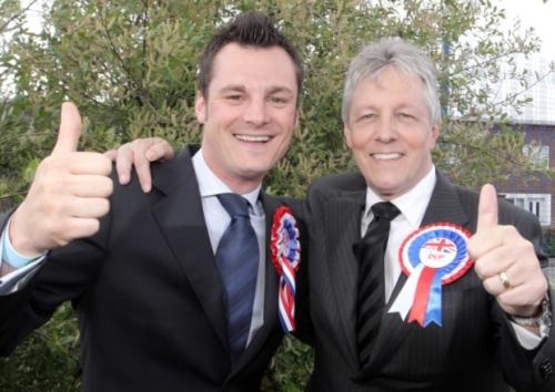 Gareth & Peter Robinson