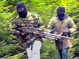 IRA Volunters on patrol. Ahern & McDowell say an IRA bereft of weapons would have countered armed dissidents.