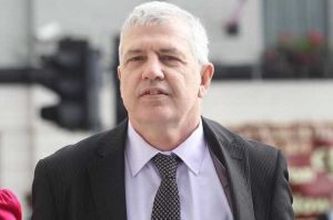 Liam Adams, pictured around the time of his trial