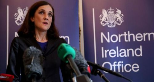 NI Secretary Theresa Villiers - why do I always think of Cruella D'Evil when I see her photo?