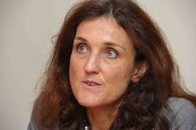 NI Secretary Theresa Villiers. On eof her nominees to the the assessment panel believes every word in the Bible is literally true; another is accused of believing every word the PSNI utters.....