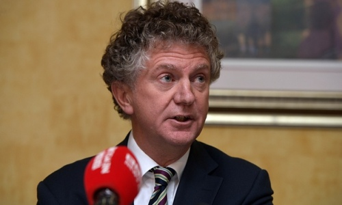 Jonathan Powell, ex-Blair aide now runs Inter Mediate