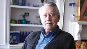 Charles 'Chuck' Feeney - the American multi-billionaire was a leading figure in the Irish-American pressure group which met Gerry Adams & Martin McGuinness. John Hume knew nothing of their plans until told by the author.