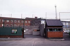 Castlereagh RUC station