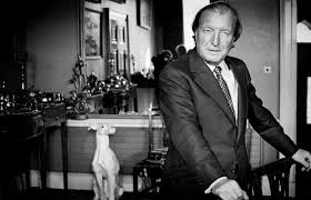 Charles Haughey, pictured in his Kinsealy mansion