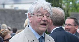 Haughey's loyal aide, Martin Mansergh who fronted for him during the contacts with Gerry Adams