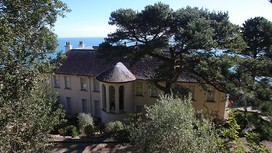Brian O'Donnell's luxury home in Dalkey, Co Dublin