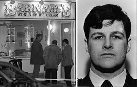 The ice cream store in south Belfast where the IRA killed John Larmour