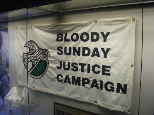 Bloody Sunday campaign