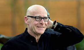 Eamonn McCann pictured after his election to the NI Assembly as a People Before Profit candidate