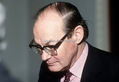 Sir Robert Andrew, Permanent Under Secretary, N Ireland Office. Singled out by Michael Lillis as a key opponent of the 1985 agreement