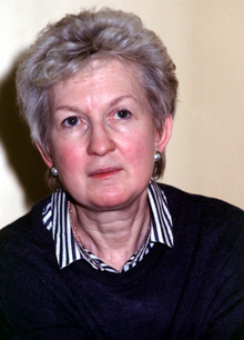 The late Mary Holland. The Lillis-Adams meetings took place in her house.