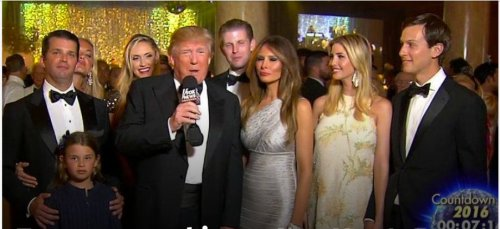 The First Family.....
