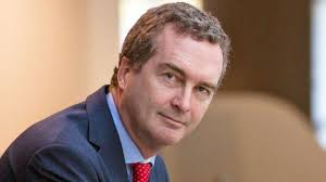 Robert Hannigan, outgoing chief of GCHQ