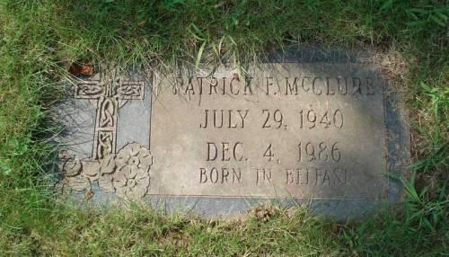 McClure Grave2