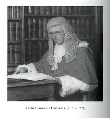 In Memoriam: Lord Lowry of Crossgar (1919-1999): A Tribute